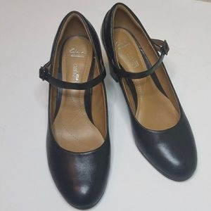 Clarks Maryjane Pump | Soft Cushion Heel | Sz. 6.5